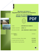LABORATORIO FLUIDOS 2