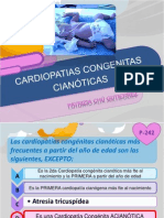 Cardiopatias cianoticas 1