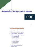 Automotive Sensors & Actuators- Preconference