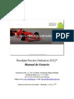 Manual PU 2012