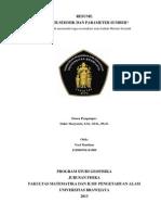 Resume Sumber Seismik
