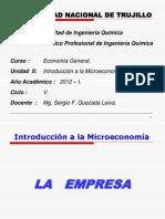 Unidad II - Empresa