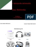 p1 -razvoj multimedija