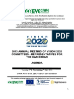 2013 Caribbean V2020 Regional Meeting