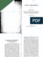 Fraenkel, Zur Griech Und Balt Grammatik