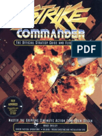 Strike Commander - Strategy Guide