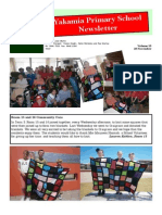 Newsletter Vol 18 29.11.13