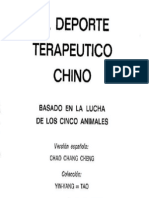 El Deporte Terapeutico Chino - Chao Chang Cheng