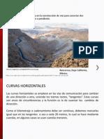 PRESENTACION CARRETERAS CURVAS