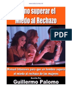 61057067 Como Superar El Miedo Al Rechazo Guillermo Palomo