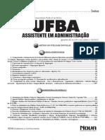 0 - Indice Assistente em Administração