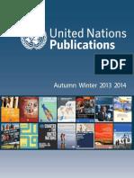UNP Catalog Winter13