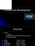 Growth and Development Powerpoint