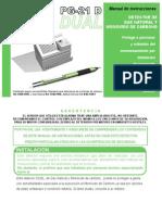 Manual PG 21D