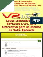 Projeto Lousa Interativa Ntmvr 2010