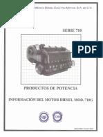 Mexico Diesel Manualgenerator Set 710 _5