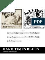 Hard Times Blues