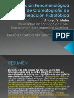 Modelación Fenomenológica de HIC
