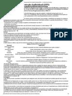 Equipamento de Proteção Individual (EPI) — Comissão de Resíduos