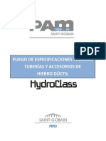 PET- HD - Hydroclass - Set 13