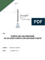 Lab-6 -Curva de Valoracion Acido-base Fuerte