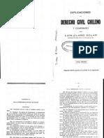 37. Claro Solar, Luis - Derecho Civil Chileno y Comparado. De la interpretación de las leyes