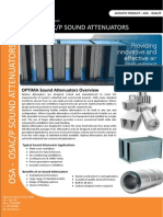 Sound Attenuators Leaflet