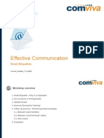 19035011 Effective Communication Email