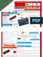 Batterie Dell Alienware M14x