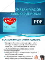 Rcp Reanimacion Cardio-pulmonar