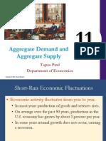11. Aggregate Demand