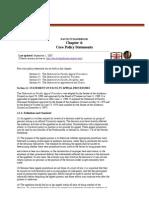 Faculty Handbook - Chapter 4