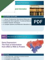 Gene Expression Basics