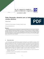 Fierro REDES NEURONALES ElementosImplementacion