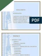 RENACIMIENTO Presentación Formal