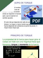 Principio de Torque
