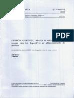 NTP 900.058.2005 - Gestión RR. Cód. Colores para almac. RR (18.05.2005)