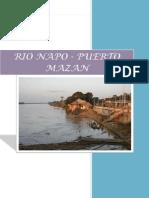 Napo Mazan