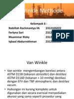 Van Winkle Methode