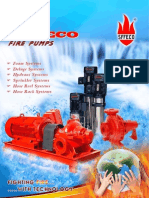 Sffeco Electrical Diesel Jockey Pumps