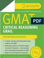 GMAT Critical Reasoning Grail (GMAT)
