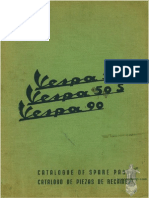 Vespa 50, Vespa 50 s, Vespa 90