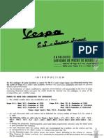 Vespa GS super Sport