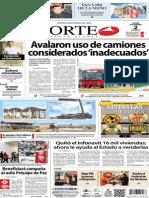 Periódico Norte de Ciudad Juarez 2 de Diciembre de 2013
