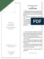 messa pio v pdf