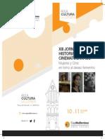 Aula Cultura La Llotgeta. Valenda. XIII Jornadas Historia y Análisis Cinematográfico. Diciembre 2013. Obra Social. Caja Mediterráneo