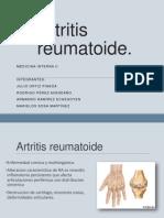 ARTRITIS REUMATOIDE (1)