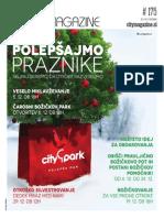 #175 City Magazine / Praznično obdarovanje 2013