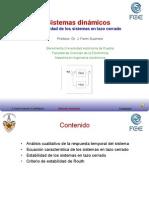 Estabilidad LC Criterio Routh
