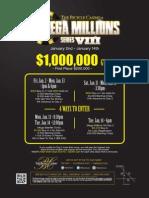 Mega Millions VIII at The Bicycle Casino